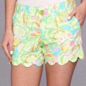 Lilly Pulitzer The ButterCup Short:Elephant Ears🐠